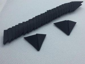 Steckmodule schwarz