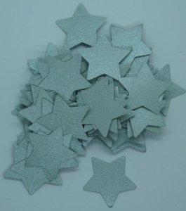 Sterne silber