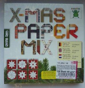 X-Mas Papier Mix