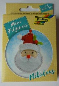 Mini Filz-Nähset Nikolaus