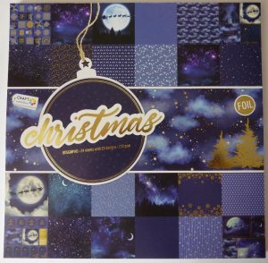 Design Block Christmas mit Folienveredelung 2