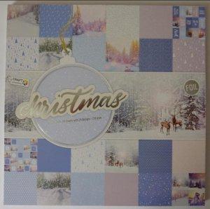 Design Block Christmas mit Folienveredelung 3